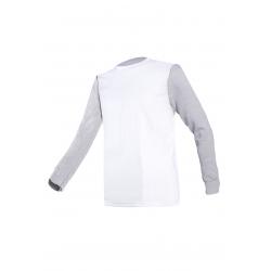 T-shirt avec manches longues anti coupures