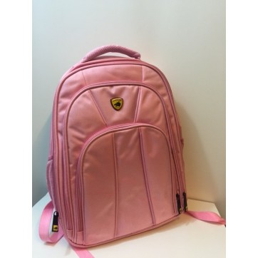Cartable pare balles rose