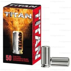 Munition 9mm à blanc