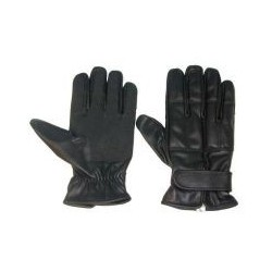 Gants intervention en CUIR / KEVLAR Plombés