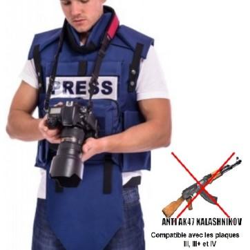 Gilet pare balles modèle PRESS