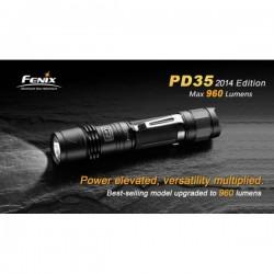 FENIX PD35- 960 lumens