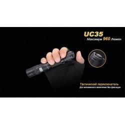 FENIX UC35 Rechargeable- 960 lumens